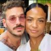 M. Pokora : Retrouvailles en photo avec Christina Milian