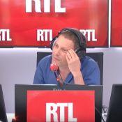 """Marc-Olivier Fogiel, ému pour ses adieux à RTL : """"Je vais rester un auditeur..."""""""