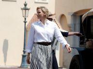 Charlene de Monaco de sortie pour les plus belles cylindrées du Rocher