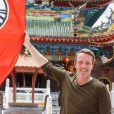 """Stéphane Rotenberg, présentateur de """"Pékin Express"""" sur M6 - Instagram, 19 juin 2018"""