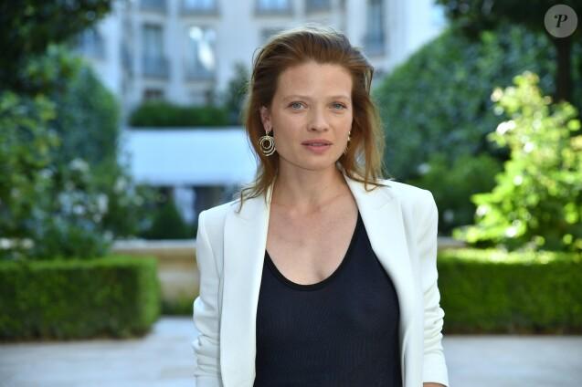 Mélanie Thierry assiste au cocktail du créateur de bijoux David Yurman au Ritz à Paris, le 1er juillet 2019. © Giancarlo Gorassini/Bestimage