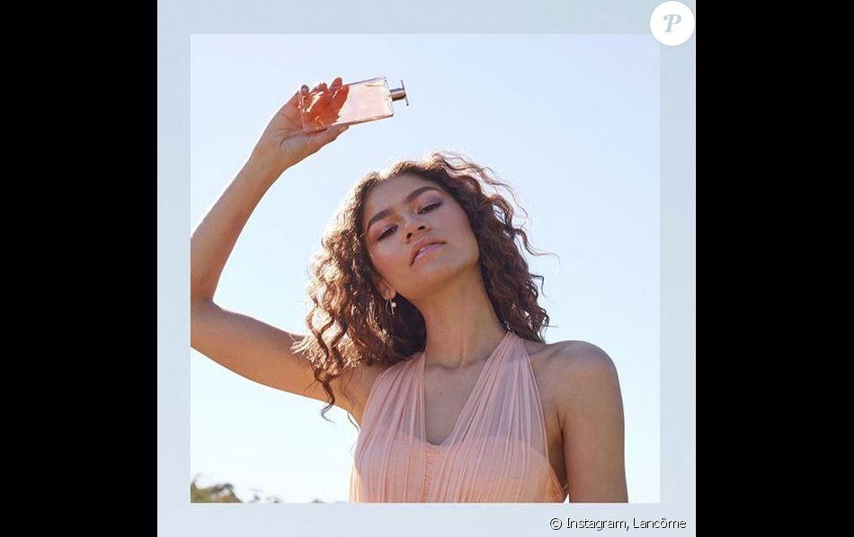 L'ambassadrice Est D'idôleLe Lancôme Parfum Zendaya Nouveau 6gy7bYf