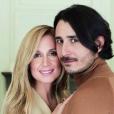 Lara Fabian et son mari Gabriel sur Instagram.
