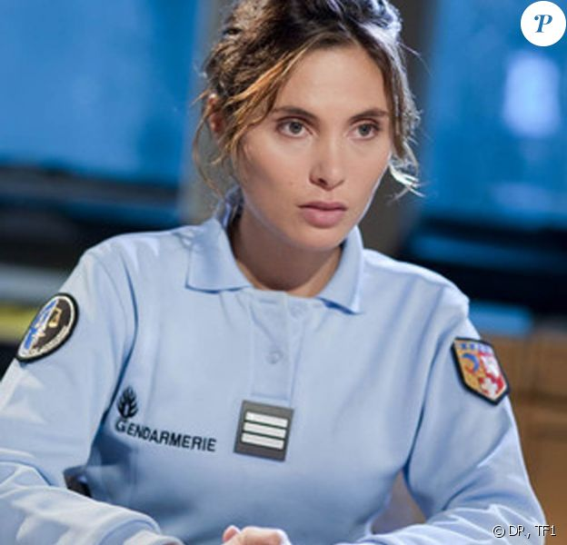 """Elsa Mollien dans """"Claire Brunetti"""" sur TF1"""