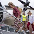 La reine Mathilde de Belgique et la princesse héritière Elisabeth de Belgique se sont rendues au camp de réfugiés de Kakuma dans le comté de Turkana au Kenya le 25 juin 2019 dans le cadre d'une mission humanitaire sous l'égide d'UNICEF Belgique, dont la reine est la présidente d'honneur.