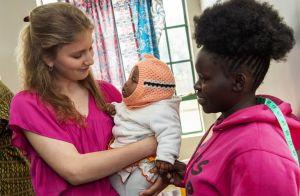 Princesse Elisabeth, 17 ans: Première marquante au Kenya, reine chez les Massaïs