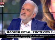 Pascal Praud au bord des larmes en direct à cause de sa fille Faustine