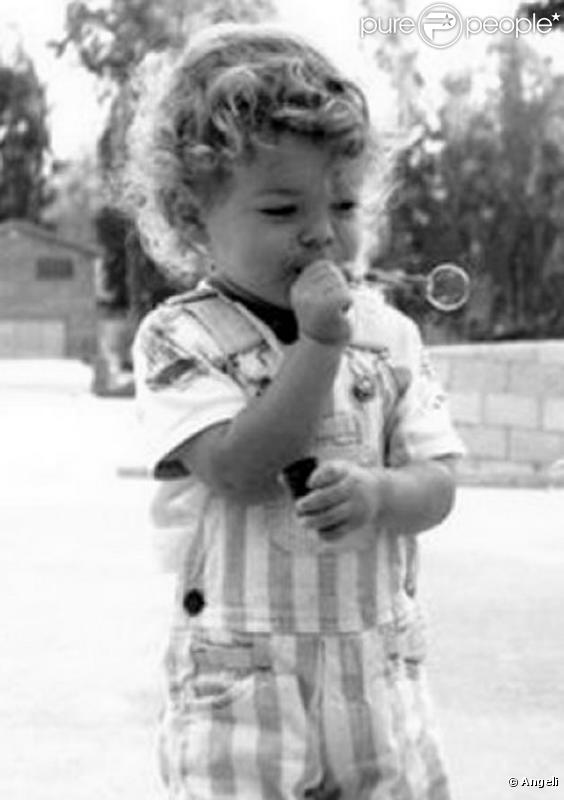 Zac Efron enfant