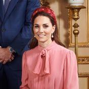 Kate Middleton : Son subtil clin d'oeil à Diana au baptême d'Archie