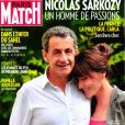 """Paris Match"" en kiosques le 4 juillet 2019."