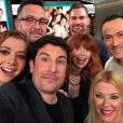 Les acteurs d'American Pie se retrouvent 20 ans après. Twitter, le 9 juillet 2019.