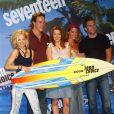 Les acteurs d'American Pie aux Teen Choice Awards à Los Angeles en 2002