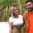 """Carla des """"Marseillais"""" et Kevin Guedj - Instagram, 7 avril 2019"""