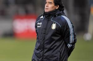 Diego Maradona fait exploser le budget du foot argentin... Un salaire mirobolant !