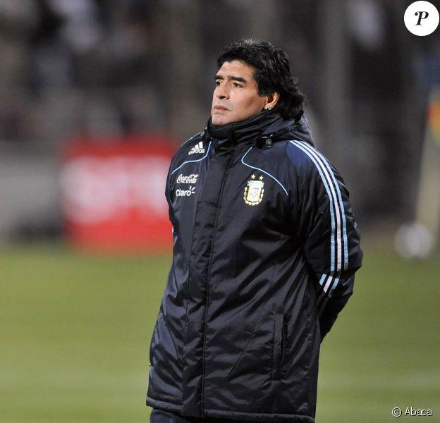 Diego Maradona, un sélectionneur en or