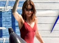 Carla Bruni-Sarkozy (51 ans) : Divine en maillot, façon Alerte à Malibu