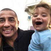 David Trezeguet papa pour la 3e fois, et son fils a déjà plus d'un an !