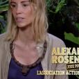 """Alexandra Rosenfeld - """"Je suis une célébrité, sortez-moi de là"""", le 23 juillet 2019 sur TF1."""