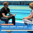 L'interview du prince Harry par Jenna Bush en 2016.
