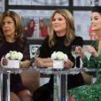 """Jenna Bush sur le plateau de l'émission """"Today"""" à New York le 29 janvier 2019."""