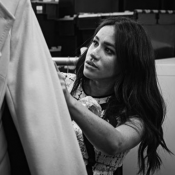Meghan Markle dans Vogue : sa jolie robe en tweed à 2600 euros