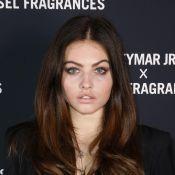 Thylane Blondeau très amoureuse : doux baiser avec Milane Merrite