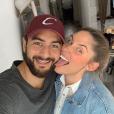 Jesta et Benoît amoureux, le 1er août 2019.