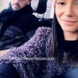 """Lucie, ex-prétendante d'Emeric dans """"L'amour est dans le pré 2018"""". Janvier 2019."""