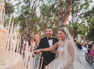 Elie Saab : 500 000 sequins pour l'incroyable robe de mariée de sa belle-fille