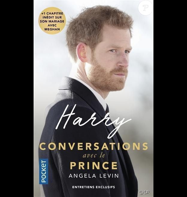 """Harry, conversations avec le prince"" d'Angela Levin - Pocket, octobre 2018."