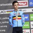 """Archives - Bjorg Lambrecht - Médaille d'argent du """"U23 Road Race"""". Le 28 septembre 2018."""