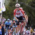 """Archives - Bjorg Lambrecht - 83ème """"UCI World Tour La Flèche Wallonne"""". Le 24 avril 2019."""