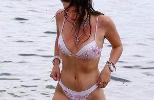 Bella Thorne : Canon en bikini Dior à la plage