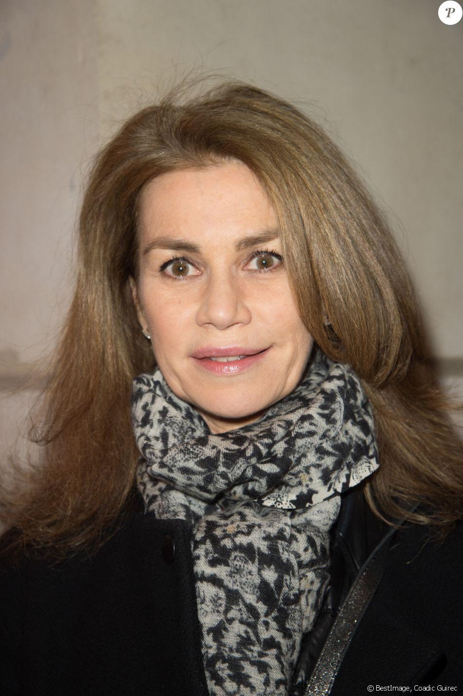 Valérie Kaprisky - People à la générale du woman show Vive