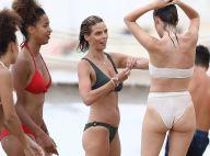 Sylvie Tellier, Vaimalama Chaves... Les Miss en bikini à Saint-Tropez !