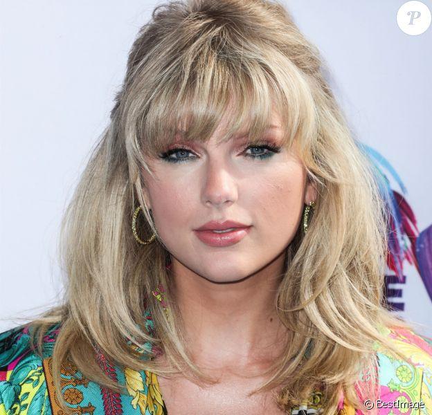 Taylor Swift à la soirée Teen Choice Awards à Hermosa Beach en Californie, le 11 août 2019.