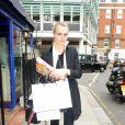 Exclusif - Cara Delevingne - Arrivées à l'anniversaire de Charles Delevingne, le père de Cara, au restaurant Le Colombier à Londres. Le 24 juin 2019