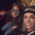 Alexandra Rosenfeld et sa fille Ava sur Instagram, le 2 mai 2019.