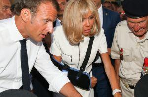 Brigitte Macron le bras en écharpe : la première dame victime d'une chute