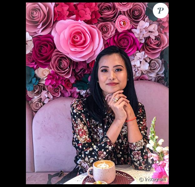 Angeline Flor Pua, la jolie Miss Belgique 2018 sur Instagram.