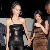 Kendall Jenner et Kourtney Kardashian : Elles tombent sur leurs ex en soirée