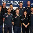 """Le prince Harry a donne une conference de presse pour les membres de l'equipe de """"Walking With The Wounded South Pole Allied Challenge 2013"""" a Londres. Le 21 janvier 2014"""