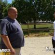 """Emeric dans """"L'amour vu du pré"""", le 26 août 2019, sur M6"""