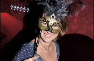 Alexia Laroche-Joubert prend le masque chez Castel...