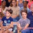 """Olivier du """"Bachelor"""" avec sa femme et ses deux enfants dans """"Ça commence aujourd'hui"""", mardi 27 août 2019, sur France 2"""