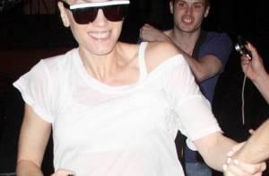 Gwen Stefani : contrairement à certaines, quand elle porte un jogging... c'est très joli !