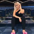 Bebe Rexha. Août 2019.