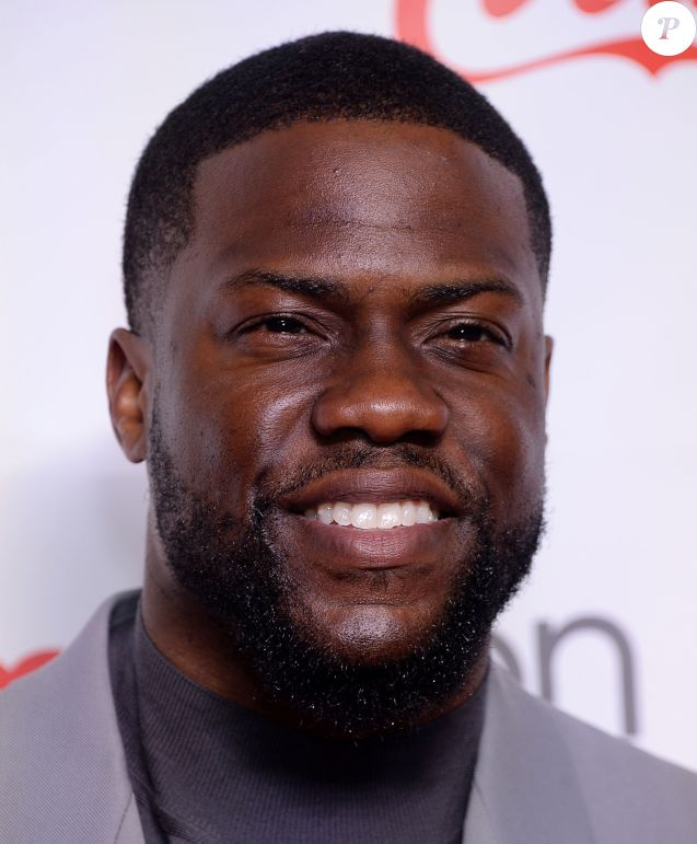Kevin Hart à la soirée CinemaCon Big Screen Achievement Awards au Caesar Palace à Las Vegas, le 4 avril 2019. © Gilbert Flores/Broadimage