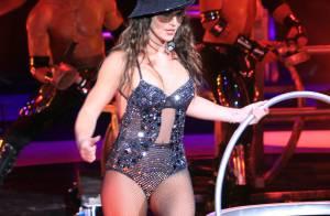 Britney Spears : Après un premier concert décevant, elle met quand même le feu à Bercy ! Regardez !