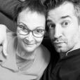 Mathieu Johann rend hommage à Ariane Carletti sur Instagram, le 4 septembre 2019.
